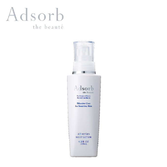Adsorb アドソーブ<br>ATモイストローション 120mL<br>【宅配便】